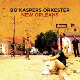 Bo Kaspers Orkester – New Orleans (CD)