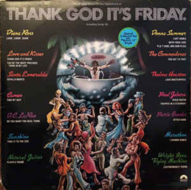 Various – Thank God It's Friday (The Original Motion Picture Soundtrack)