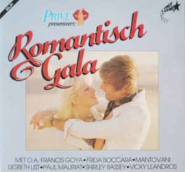 Various ‎– Privé Presenteert: Romantisch Gala