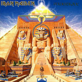 Iron Maiden ‎– Powerslave (LP)