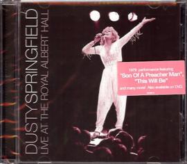 Dusty Springfield – Live At The Royal Albert Hall (CD)