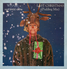 Wham! – Last Christmas (Pudding Mix) / Everything She Wants