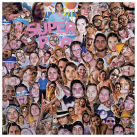 Jett Rebel ‎– Super Pop (LP)