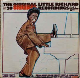 Little Richard ‎– The Original Greatest Hits Of Little Richard
