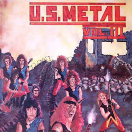 Various ‎– U.S. Metal Vol. III