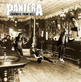 Pantera ‎– Cowboys From Hell (CD)
