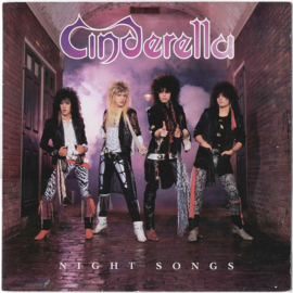 Cinderella – Night Songs (CD)