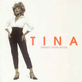 Tina ‎– Twenty Four Seven (CD)