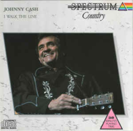 Johnny Cash ‎– I Walk The Line (CD)