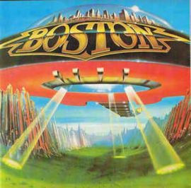 Boston ‎– Don't Look Back (CD)