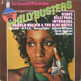 Various – Phillybusters - The Sound Of Philadelphia