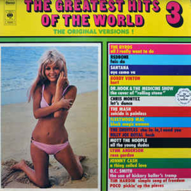 Various ‎– The Greatest Hits Of The World 3
