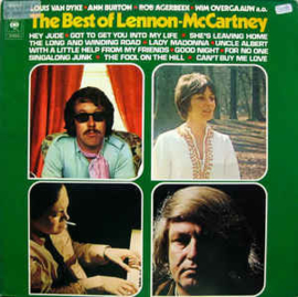 Various ‎– The Best Of Lennon-McCartney