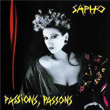 Sapho ‎– Passions, Passons