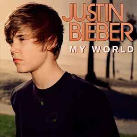 Justin Bieber ‎– My World (LP)