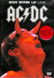 AC/DC – Stiff Upper Lip Live (DVD)