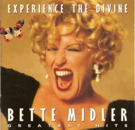 Bette Midler ‎– Experience The Divine (CD)