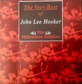 John Lee Hooker – The Very Best Of John Lee Hooker - The Millenium Edition (CD)