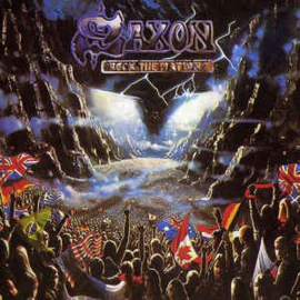 Saxon ‎– Rock The Nations (CD)