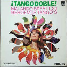 Malando – ¡Tango Doble! - Malando Speelt 24 Beroemde Tango's