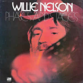 Willie Nelson ‎– Phases And Stages