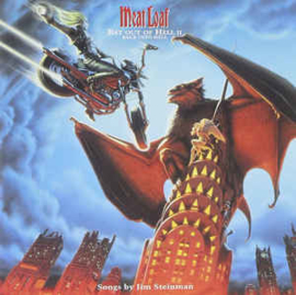 Meat Loaf ‎– Bat Out Of Hell II: Back Into Hell (CD)