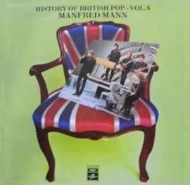 Manfred Mann ‎– History Of British Pop Vol. 6