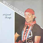 Willie Nelson ‎– 18 Great Songs