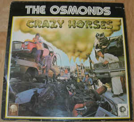 Osmonds ‎– Crazy Horses
