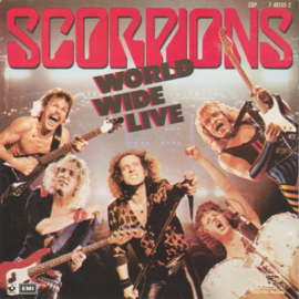 Scorpions – World Wide Live (CD)