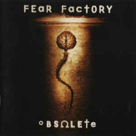 Fear Factory ‎– Obsolete (CD)