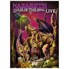 Nazareth – Hair Of The Dog Live (DVD)