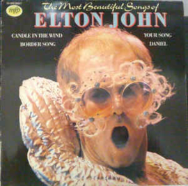 Elton John ‎– The Most Beautiful Songs Of Elton John