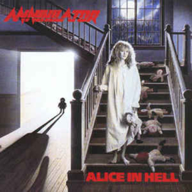 Annihilator ‎– Alice In Hell (CD)
