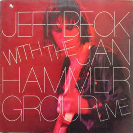 Jeff Beck With The Jan Hammer Group – Live