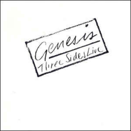 Genesis ‎– Three Sides Live (CD)