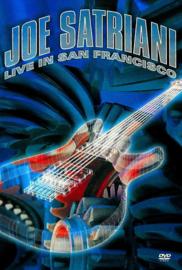 Joe Satriani – Live In San Francisco (DVD)