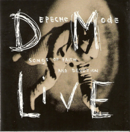Depeche Mode – Songs Of Faith And Devotion Live (CD)