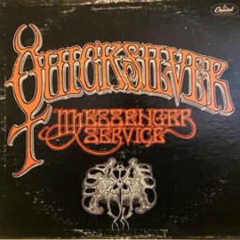 Quicksilver Messenger Service ‎– Quicksilver Messenger Service