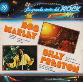 Bob Marley / Billy Preston ‎– Bob Marley / Billy Preston