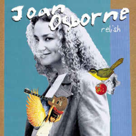Joan Osborne ‎– Relish (CD)