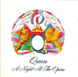 Queen – A Night At The Opera (CD)
