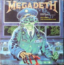 Megadeth ‎– Holy Wars... The Punishment Due