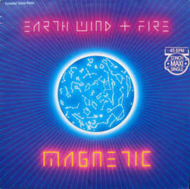 Earth, Wind & Fire ‎– Magnetic