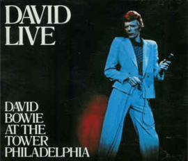 David Bowie ‎– David Live (David Bowie At The Tower Philadelphia) (CD)