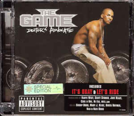 Game – Doctor's Advocate (CD)