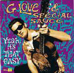 G. Love & Special Sauce – Yeah, It's That Easy (CD)