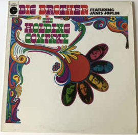 Big Brother & The Holding Company – Big Brother And The Holding Company Featuring Janis Joplin