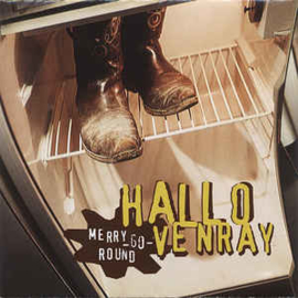 Hallo Venray ‎– Merry-Go-Round (CD)