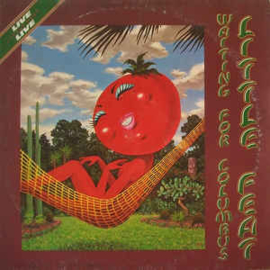 Little Feat ‎– Waiting For Columbus